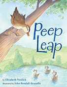 Peep Leap Cropped