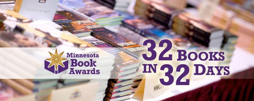 Minnesota Book Awards 32 Books in 32 Days