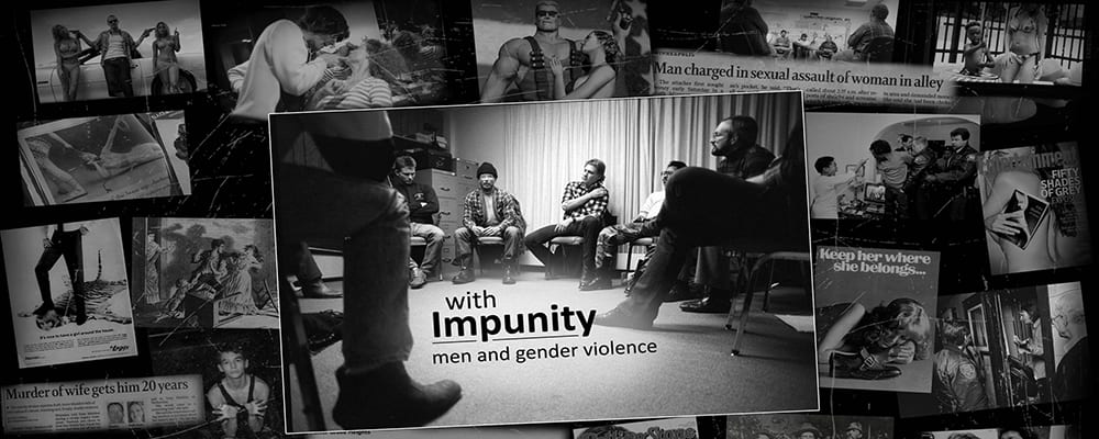 With Impunity Banner