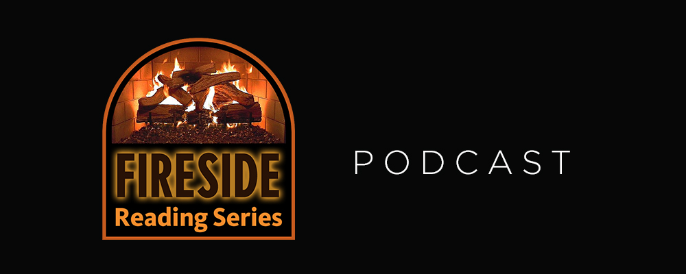 Fireside Podcast logo horizontal