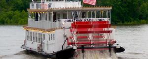 Untold Stories:  Dakota River Tour with Colette Hyman @ Padelford Riverboats   Saint Paul   Minnesota   United States