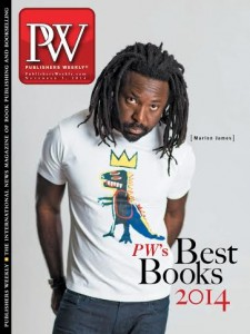 """Marlon James' """"A Brief History of Seven Killings"""" was selected by Publishers Weekly as one of the best books of 2014"""