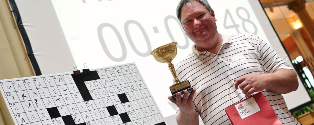 Last year's winner - Expert