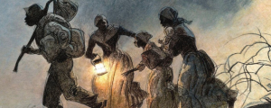 Visions of Courage: Harriet Tubman and the Underground Railroad @ Merriam Park Library | Saint Paul | Minnesota | United States