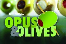 Opus & Olives widget