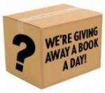 We're giving away a book a day