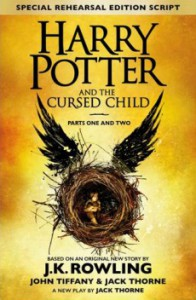 """Harry Potter and the Cursed Child"" cover image"