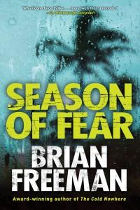 Season of Fear by Brian Freeman