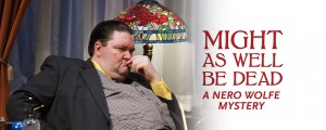 "Behind the Curtain with Park Square Theatre: ""Might As Well Be Dead: A Nero Wolfe Mystery"" @ Merriam Park Library 