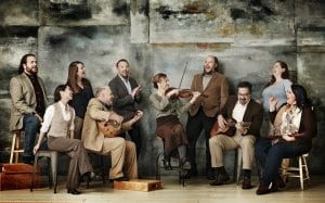 "Rose Ensemble Concert ""American Roots: Harmonies that Shaped a Nation"" @ George Latimer Central Library – Magazine Room 