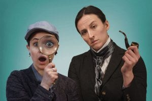 """Behind the Curtain with Park Square Theatre: """"Ken Ludwig's Baskerville: A Sherlock Holmes Mystery"""" @ Saint Anthony Park Library   Saint Paul   Minnesota   United States"""