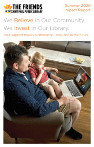 Summer 2020 Impact Report Image